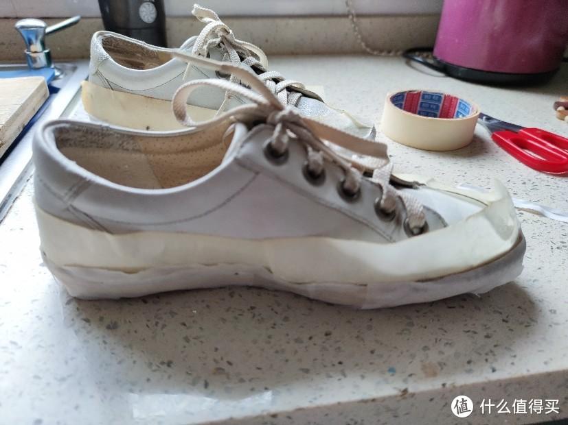 祛黄剂到底能不能去祛除鞋子的氧化黄边