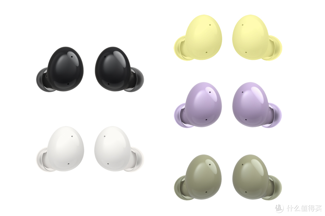 三星Galaxy Buds2真机曝光,支持主动降噪,拥有多款时尚配色