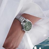 小秒针:海马系列-AquaTerra150米腕表|OMEGA®