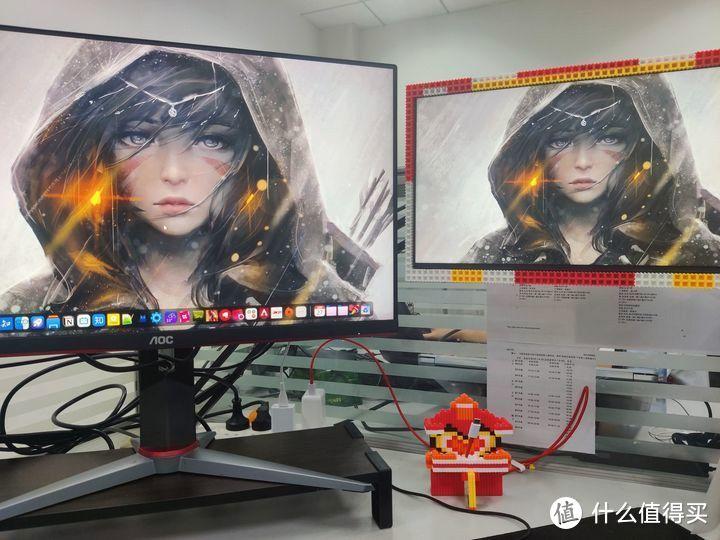 DIY计划、亲手打造限定纪念版显示器