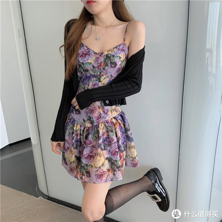 秋季第一条裙子如何搭配?这个少女的秘密你一定要知道!