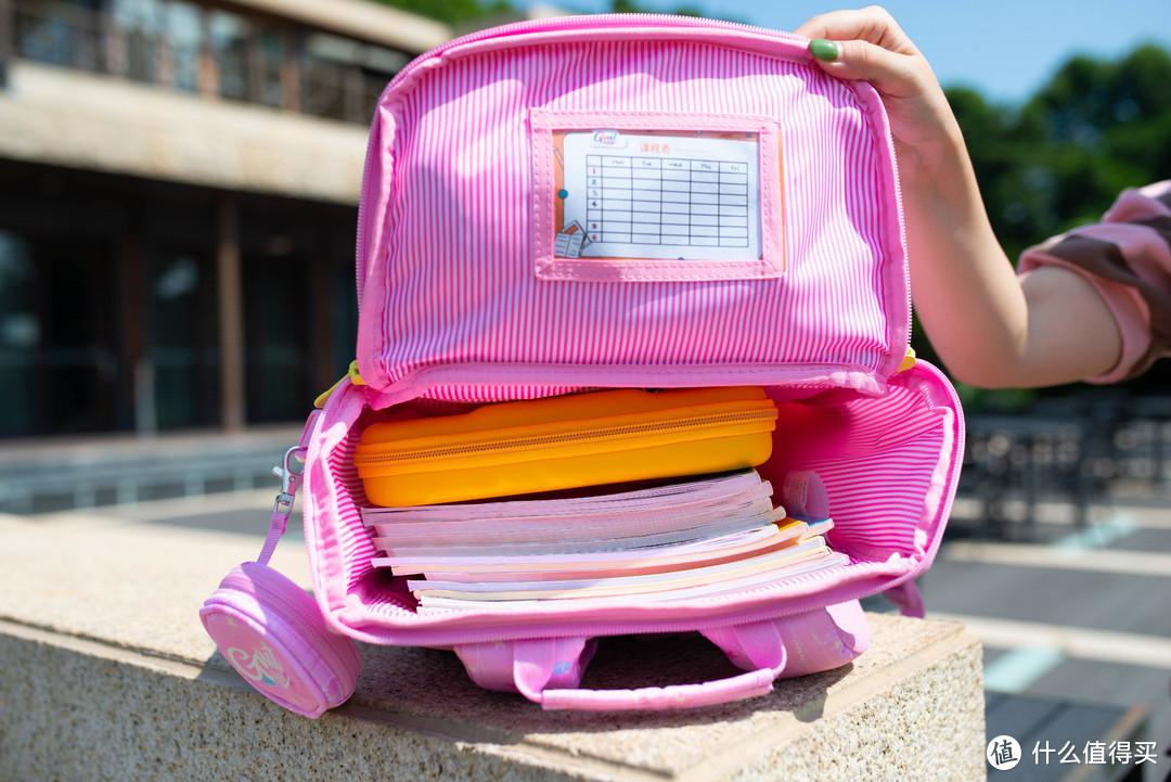 为了送小外甥女开学新装备,我看了一晚上书包!总结出了这份儿童书包选购分享
