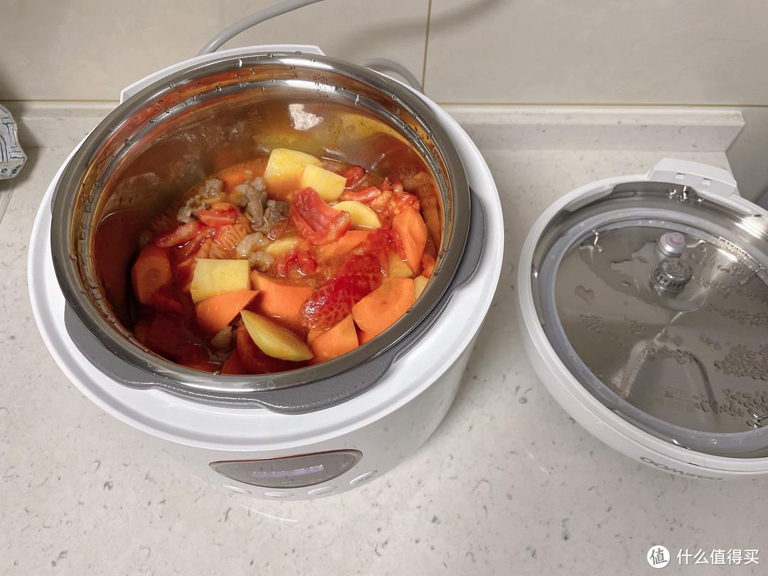 """我家厨房的""""新物种""""——一锅双模式的大宇饭煲电压力锅"""