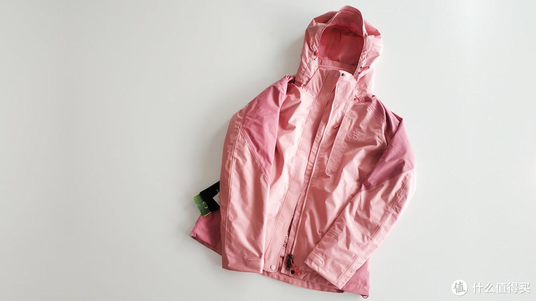 轮椅上的穿搭 篇八:凛冬将至,凯乐石远征Pro三合一冲锋衣