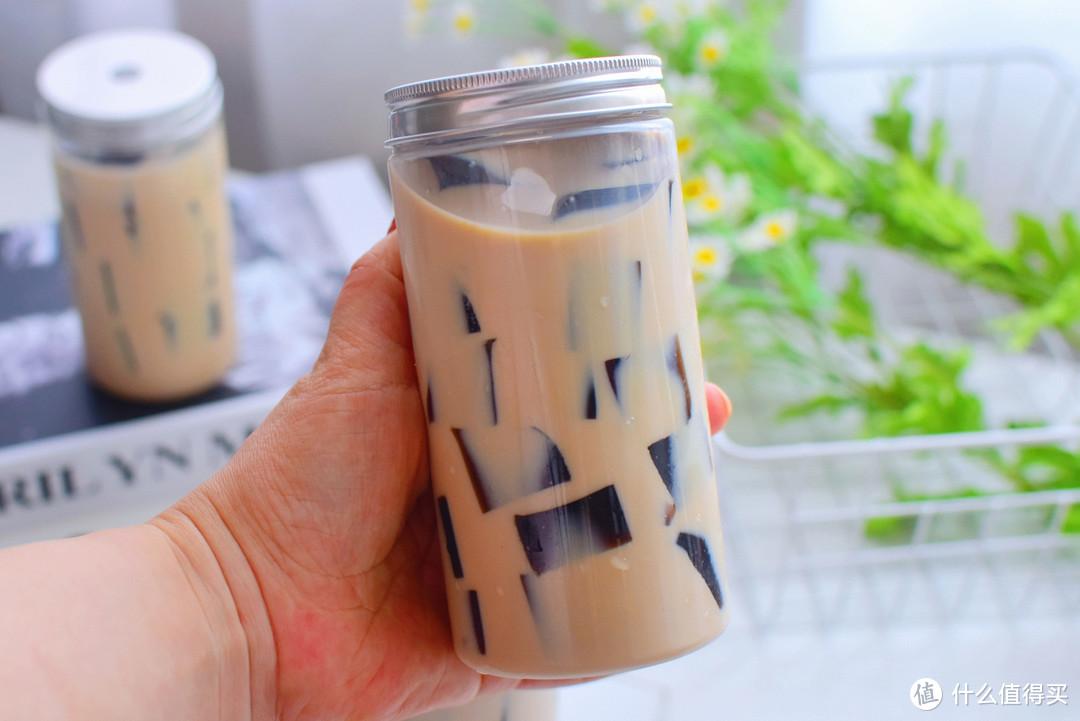 奶茶店爆款黑钻烤奶,几分钟搞定,奶香浓郁,焦糖四溢,茶香满满