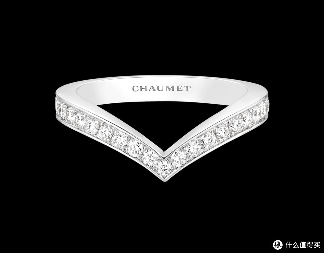 CHAUMET JOSÉPHINE AIGRETTE 白鹭镶钻戒指 ¥35,000(现时参考价)
