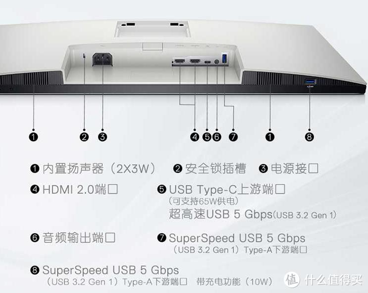 戴尔 27 英寸显示器 S2722QC 上架:4K分辨率,65W外接供电