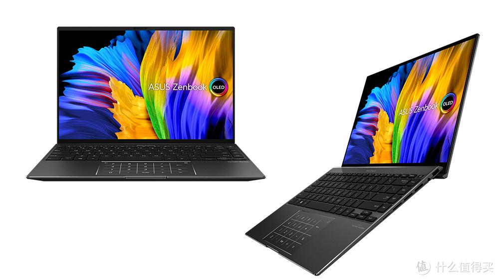"""华硕发布新款 Zenbook 14X OLED """"灵耀""""轻薄本,可选4K屏"""