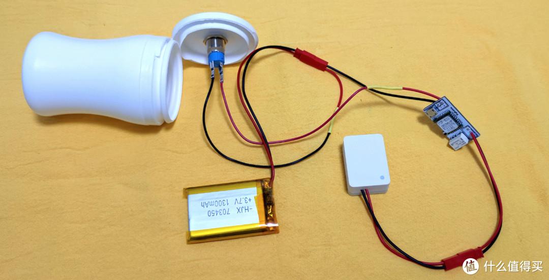 小米门窗传感器 DIY 的另类用途—空调控制罐