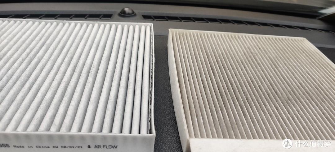空调滤芯比较