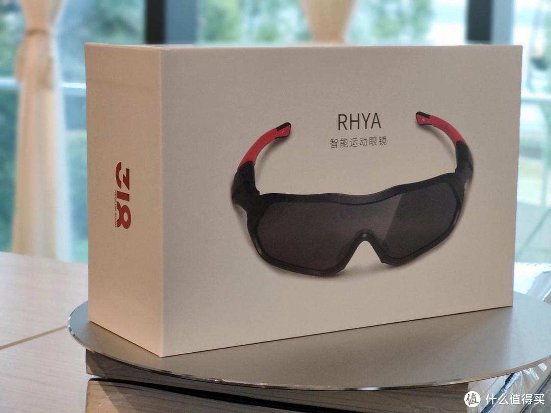 318RHYA智能眼镜SG40,打造专业运动音频+通话方案