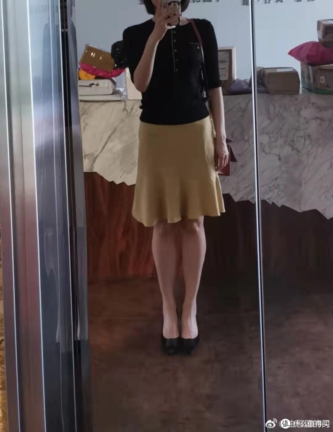 裙子淘宝 70左右,针织衫几十块钱。鞋子真美诗,闲鱼上找了个靠谱代购    具体忘记了 应该不到300买的)