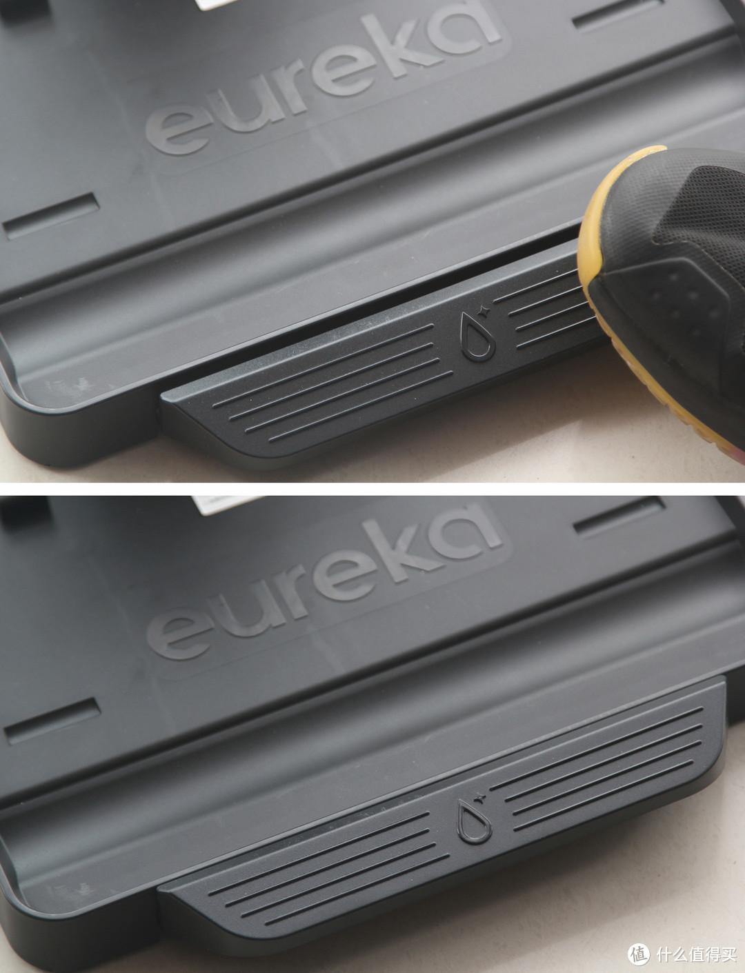 深耕细节,才显专业的eureka优瑞家FC9智能洗地机让家居环境清洁更健康