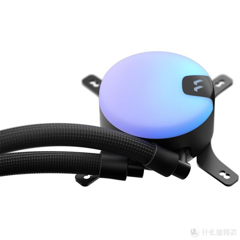 【好物推荐】Fractal design分型工艺Lumen ARGB360水冷