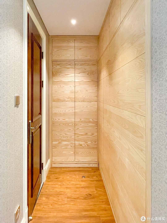 西安150平三代同堂,白蜡木全屋订制,来看精装后的样子