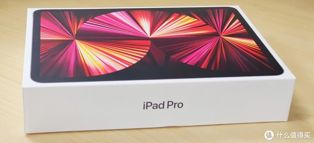 给家人买的iPad Pro,也就是当个追剧神器在用:M1 11英寸 256GB款开箱和体验