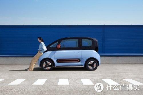 买小型新能源车还犹豫什么?宝骏KiWi EV是首选