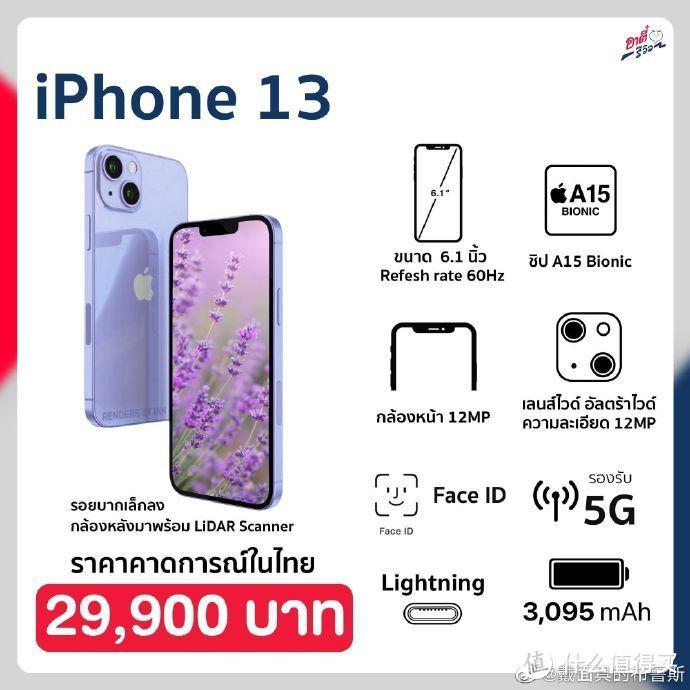 iPhone 13 Pro 也支持120Hz高刷、续航令人担忧,价格和配置前瞻