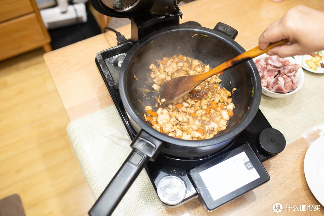 丰富菜品,精准火候,色香味俱全,下厨成就感我找到了!添可食万2.0智能炒菜机使用体验分享
