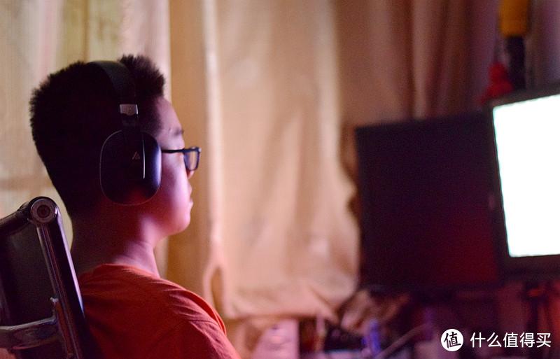 开学季如何深夜看球赛,雅天ADH300电视耳机体验