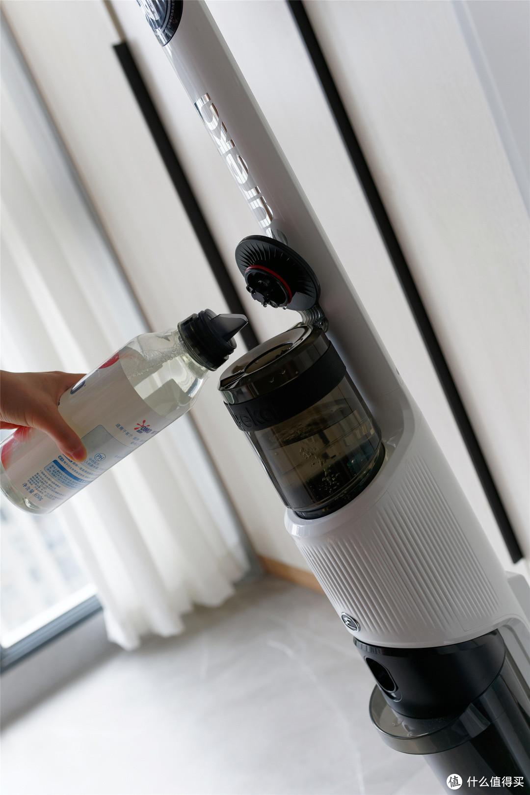 不能除菌的吸尘器不是好洗地机--优瑞家FC9试用体验