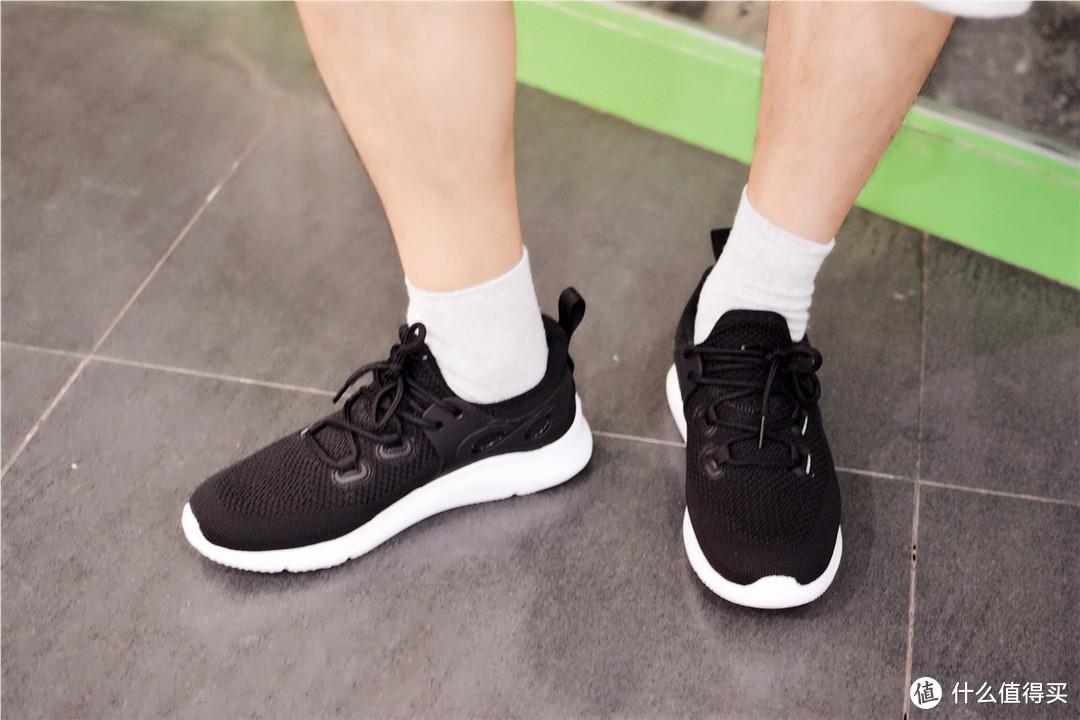 百元跑鞋能穿吗,舒适、灵便、智能,咕咚5K让你忘掉阿迪耐克