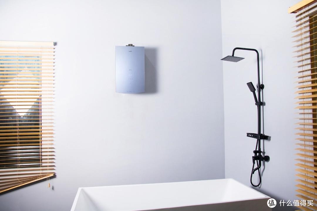 温热增压瀑布浴让你享受畅爽的洗澡体验!华帝巅峰日机会难得哦