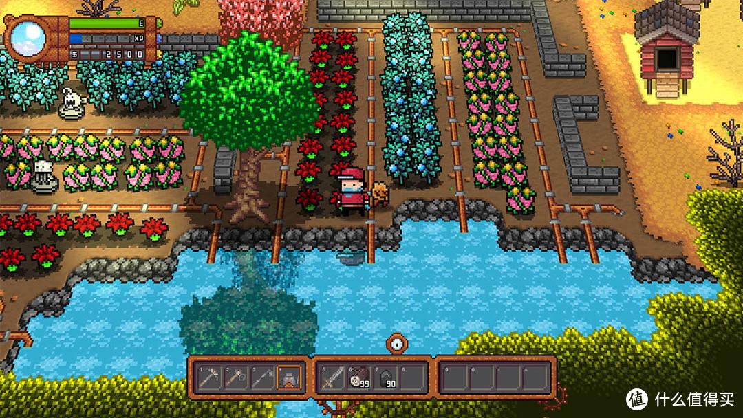 """新游《植兽物语》体验,附2款""""种地""""游戏分享!采菊东篱下,悠然见南山!我是真的爱种地啊!"""
