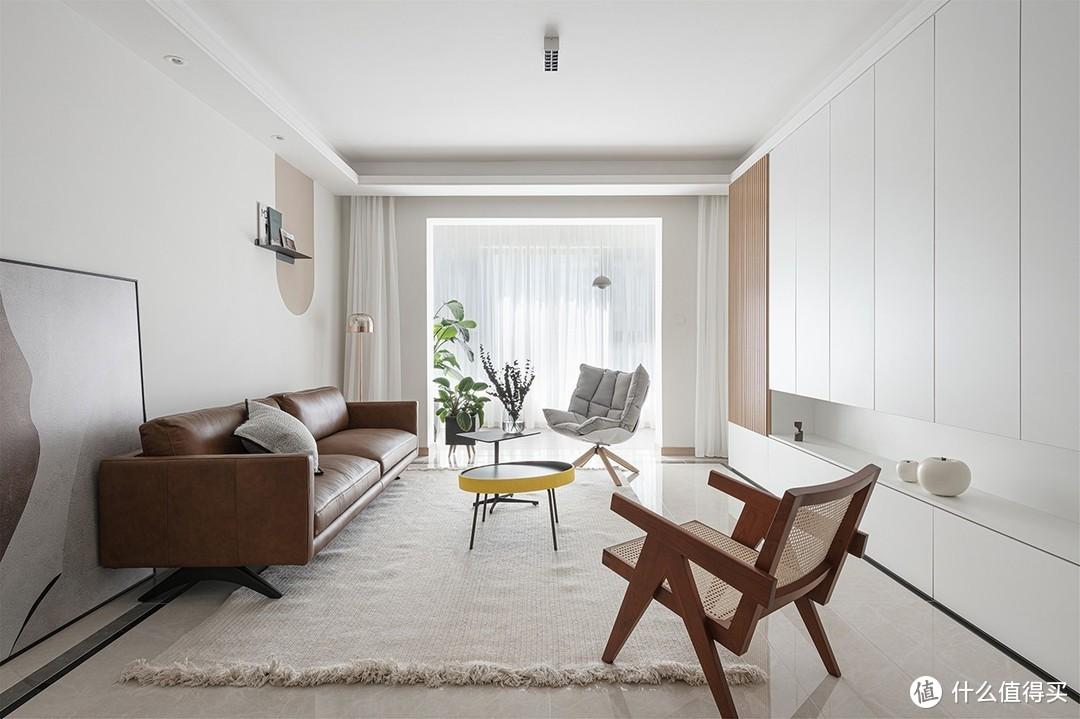 襄阳装修丨北欧风格装修,低调不失设计感