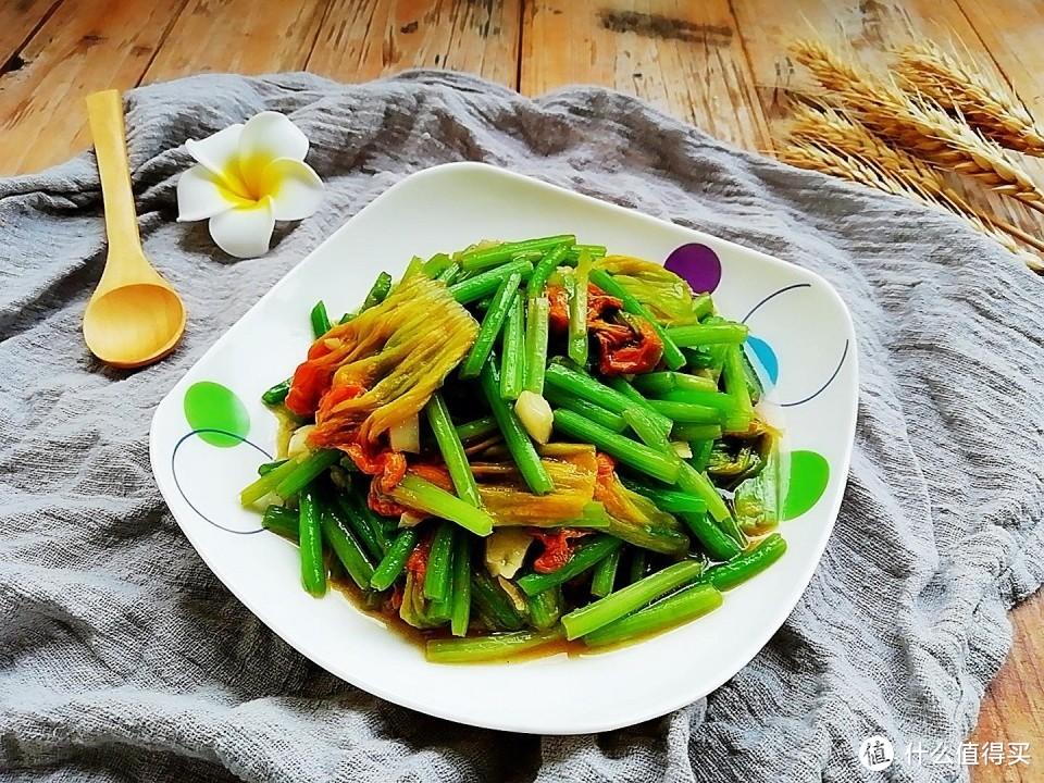 5道适合秋天吃的蔬菜小炒,下饭又营养,多吃不长肉,做法好简单