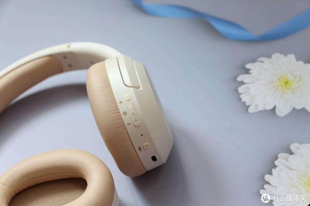 这个秋天别怕冷!大耳头戴式耳机——漫步者W820NB开箱