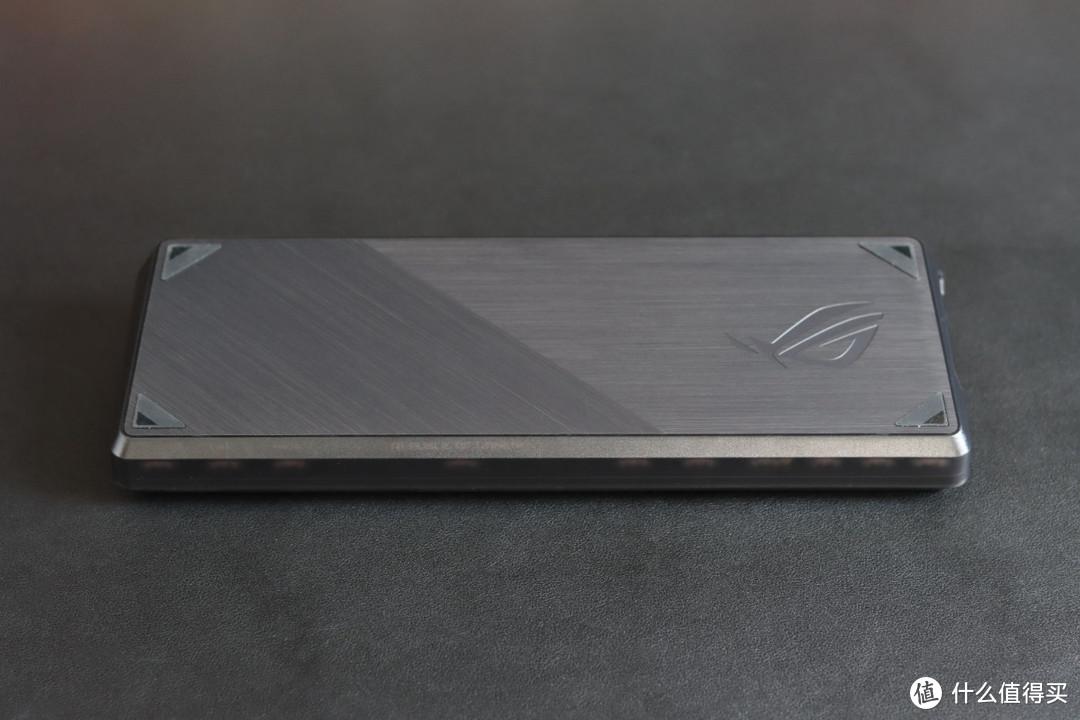 68键 双模无线 - ROG魔导士NX轴版本开箱评测