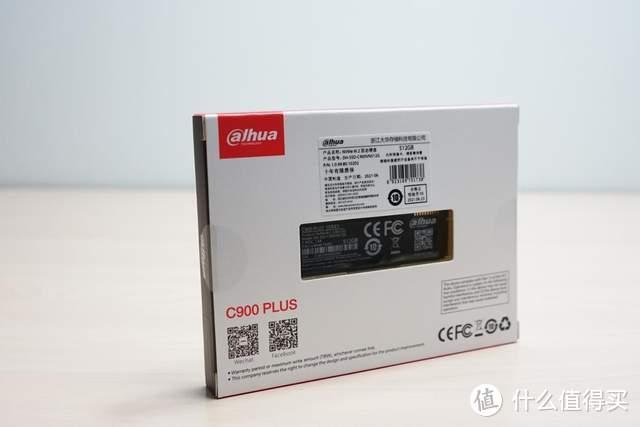 大华C900 PLUS系列固态硬盘:性能小钢炮