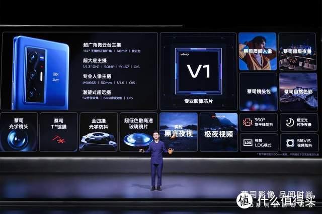 vivo X70系列正式发布,V1自研芯片+蔡司镜头等亮点加持