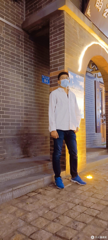 穿上拾柒棉衬衫,尽显文艺青年范