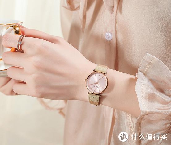 2021年这些森系小清新学生时尚潮流手表值得推荐
