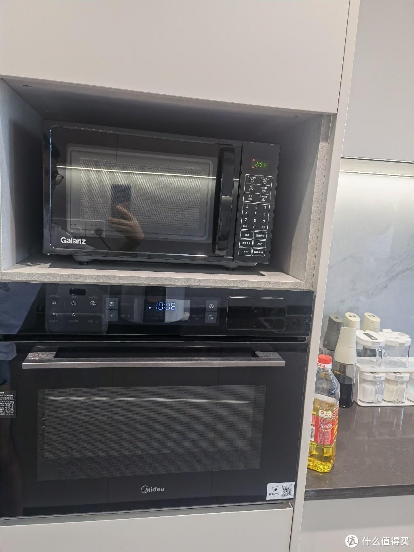 蒸烤箱加微波炉