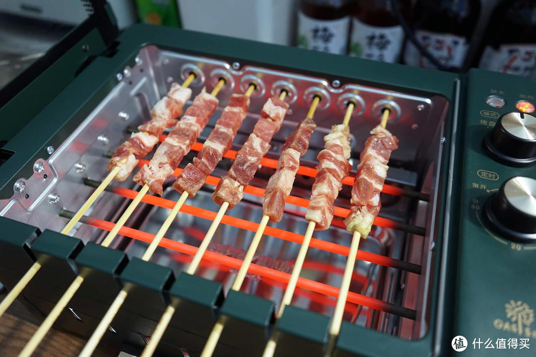 在家开启撸串模式,吃韩式烤肉,一机多用,五款厨电一步到位!【省钱篇】
