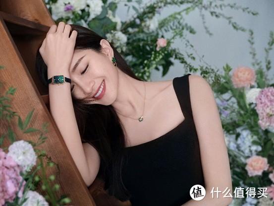 江疏影代言 LolaRose小绿表 戴出自信与时尚!LolaRose手表非你莫属!