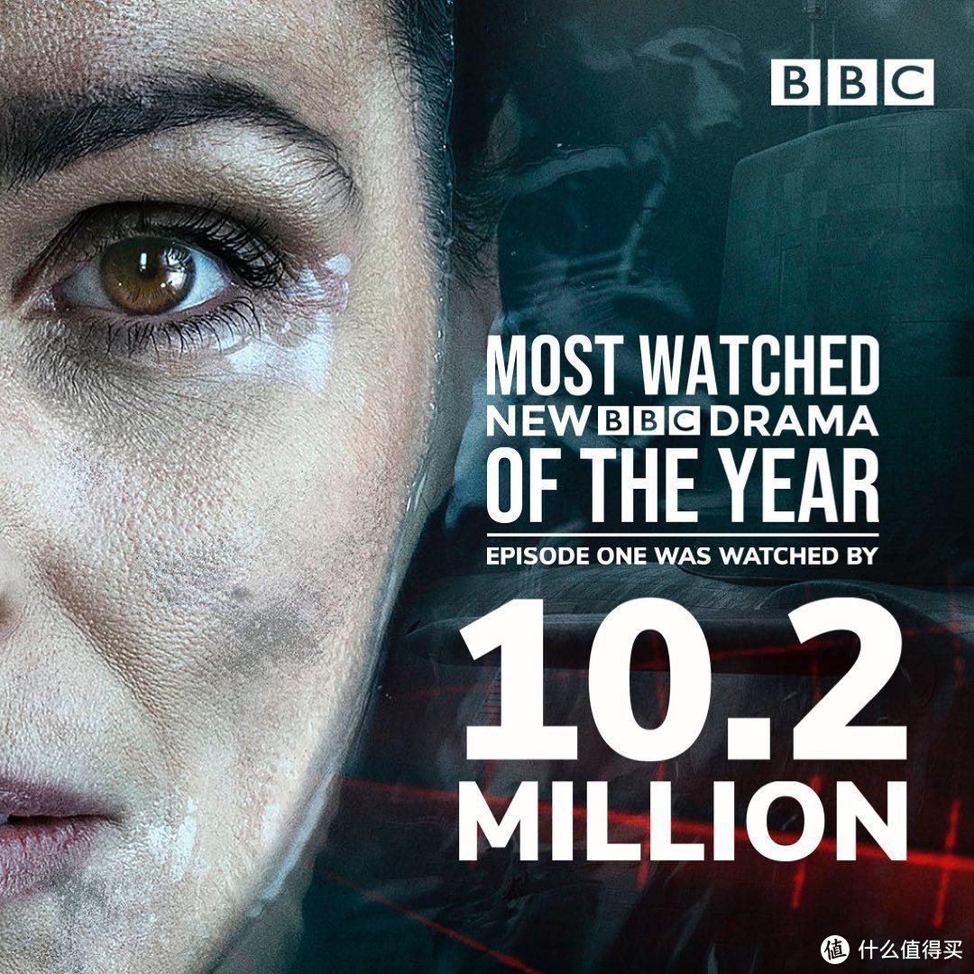 神仙阵容,BBC再出悬疑神剧,一秒都舍不得快进