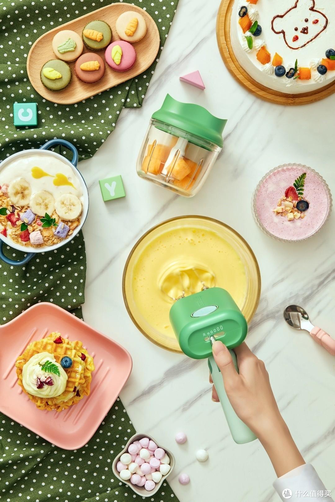 一台包揽全阶段宝宝辅食,浩诗HULLSI全阶料理辅食机新品上市