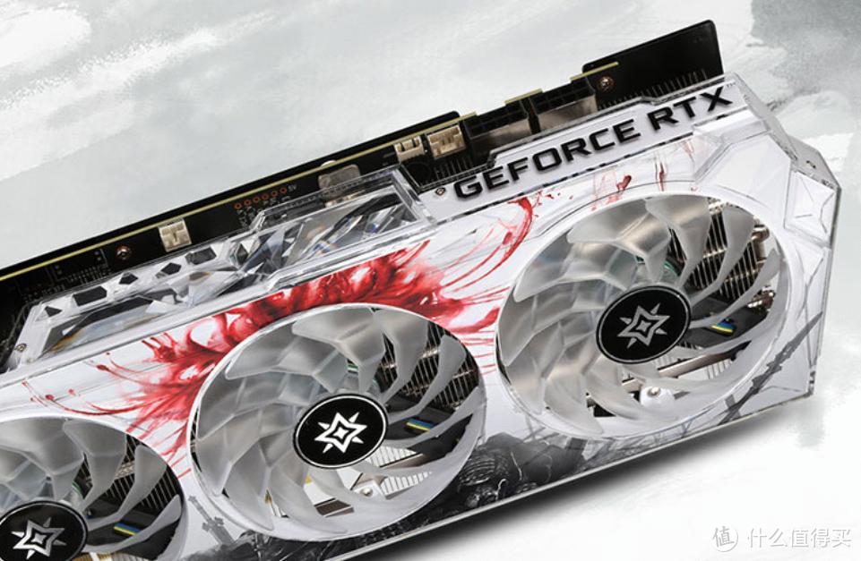 你的江湖我做主!影驰发布 RTX 30 系列《永劫无间》定制版显卡和SSD