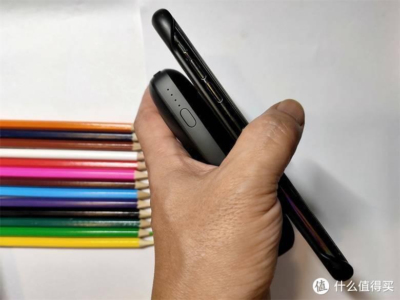 绿联苹果手机/手表充电宝