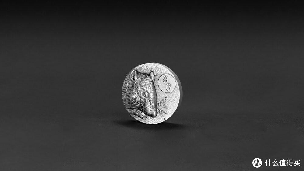 十二生肖-96虎-2022年纽埃银币银钞