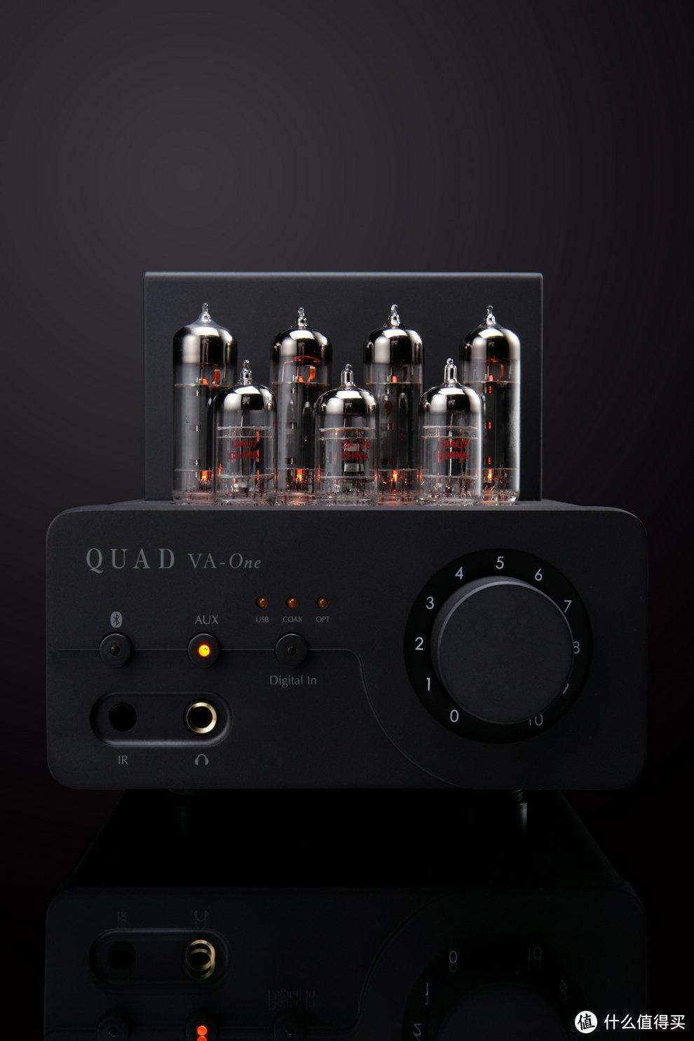 小身材,大力量----国都(QUAD)胆机 皇太子人声利器