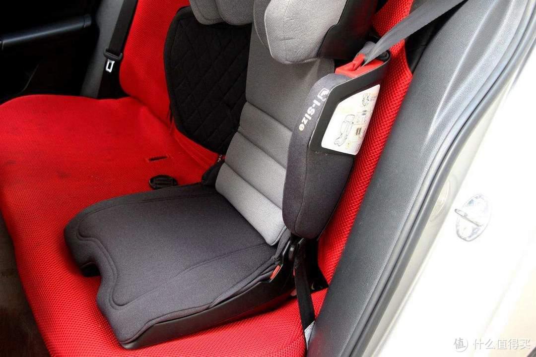 出行舒适安全,带娃大可放心:森林米路 茧之旅2儿童安全座椅评测