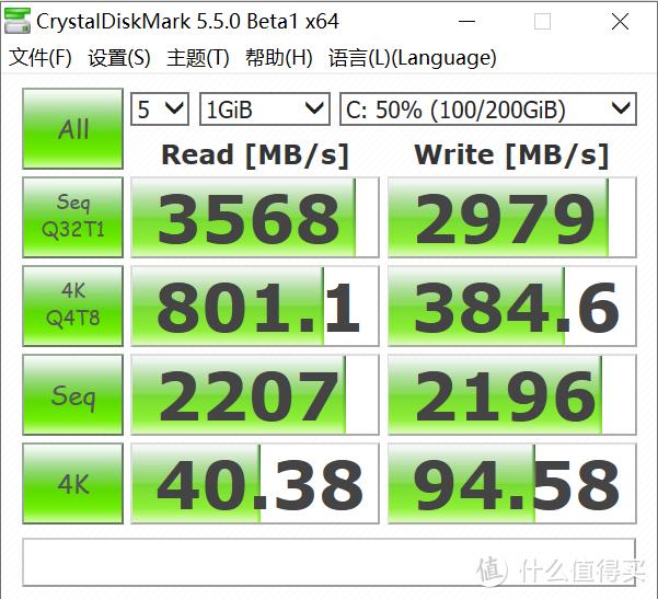 硬盘都说是PM981,实测分数也着实不赖,不过512GB的容量实在太小了,不知道这本子有没有额外NVMe口再插一个