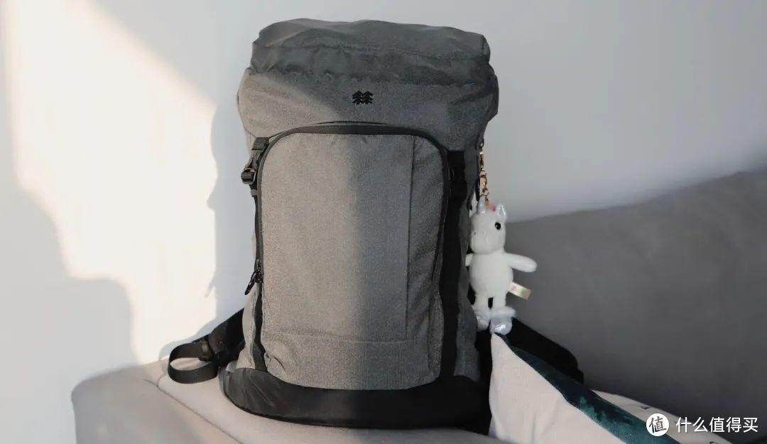 可隆travel系列,小身材巨能装,城市旅行双肩包推荐