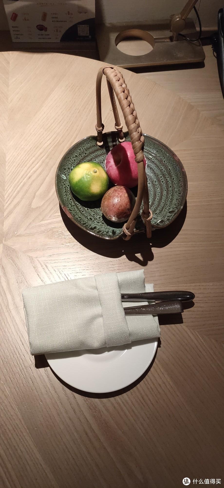 干巴的水果
