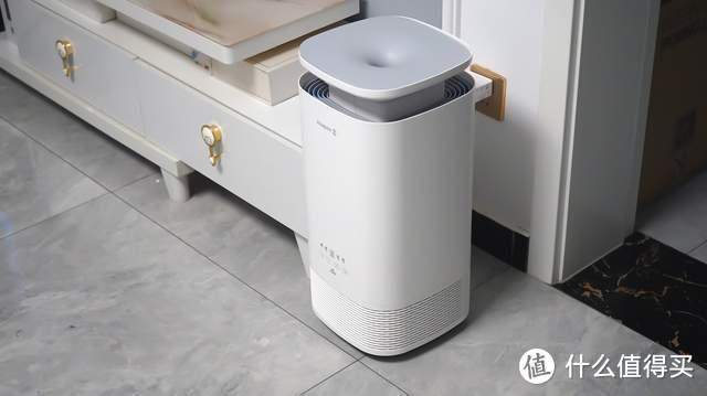 净化加湿双重效果,居家也有森呼吸!阿尔卡司无雾加湿器T700上手!